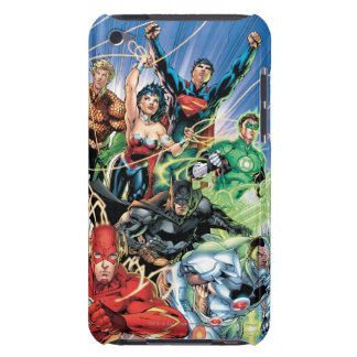 The New 52 - Justice League #1 iPod Touch Cover