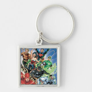 The New 52 - Justice League #1 Keychain