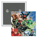 The New 52 - Justice League #1 Pins