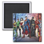 The New 52 - Justice League #1 Refrigerator Magnet