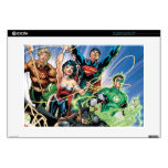 """The New 52 - Justice League #1 Skins For 15"""" Laptops"""