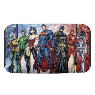 The New 52 - Justice League #1 Tough iPhone 3 Case