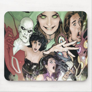 The New 52 - Justice League Dark #1 Mouse Pad