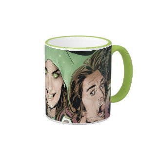 The New 52 - Justice League Dark #1 Coffee Mugs