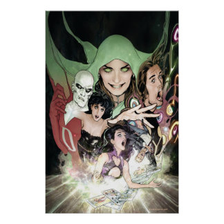 The New 52 - Justice League Dark #1 Poster