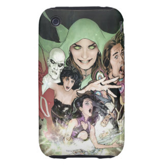 The New 52 - Justice League Dark #1 Tough iPhone 3 Cover