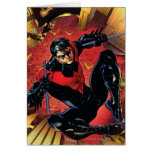 The New 52 - Nightwing #1 Greeting Card