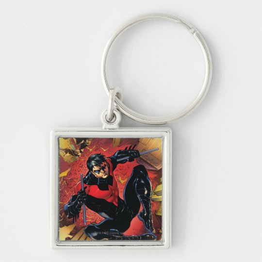The New 52 - Nightwing #1 Keychain