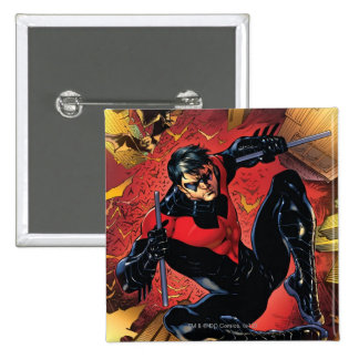 The New 52 - Nightwing #1 Pinback Button