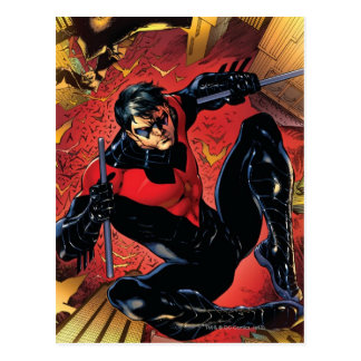 The New 52 - Nightwing #1 Postcard