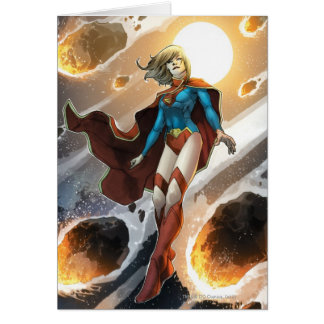 The New 52 - Supergirl #1 Card