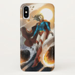 The New 52 - Supergirl #1 iPhone X Case