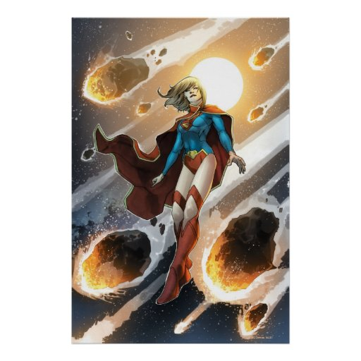 The New 52 - Supergirl #1 Posters