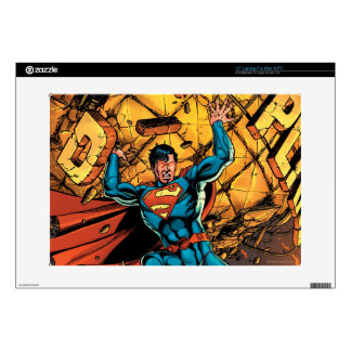 """The New 52 - Superman #1 15"""" Laptop Skins"""