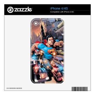 The New 52 - Superman #1 2 Decal For The iPhone 4