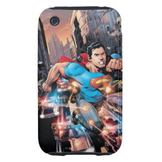 The New 52 - Superman #1 2 iPhone 3 Tough Cases