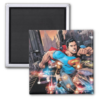 The New 52 - Superman #1 2 Magnet