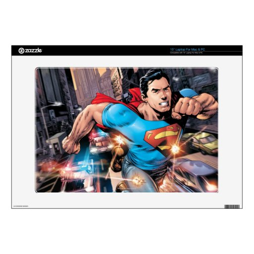 "The New 52 - Superman #1 2 Skin For 15"" Laptop"