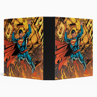 The New 52 - Superman #1 3 Ring Binder