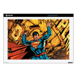 The New 52 - Superman #1 Decal For Laptop