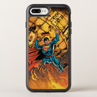 The New 52 - Superman #1 OtterBox Symmetry iPhone 7 Plus Case