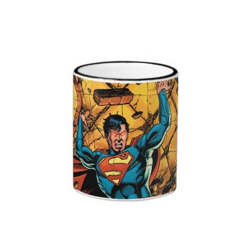 The New 52 - Superman #1 Ringer Mug