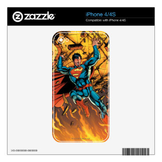 The New 52 - Superman #1 Skin For iPhone 4S