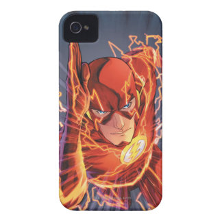 The New 52 - The Flash #1 iPhone 4 Cases