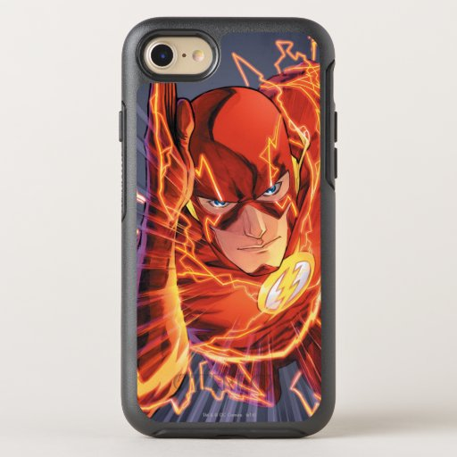The New 52 - The Flash #1 OtterBox Symmetry iPhone SE/8/7 Case