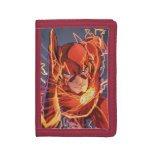The New 52 - The Flash #1 Tri-fold Wallets