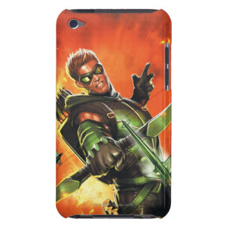 The New 52 - The Green Arrow #1 Barely There iPod Covers