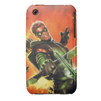 The New 52 - The Green Arrow 1 iPhone 3 Case-Mate Case