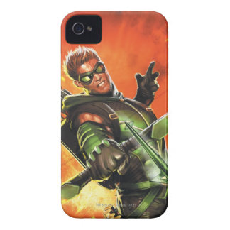 The New 52 - The Green Arrow 1 Blackberry Bold Case