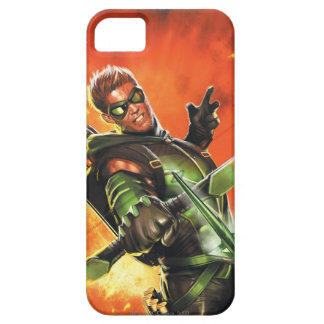 The New 52 - The Green Arrow #1 iPhone 5 Covers