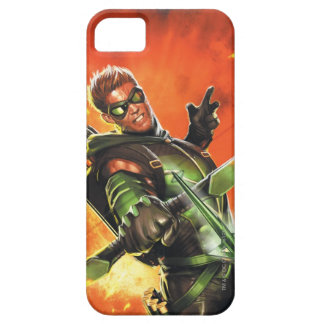 The New 52 - The Green Arrow 1 iPhone 5 Case