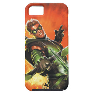 The New 52 - The Green Arrow #1 iPhone 5 Cover