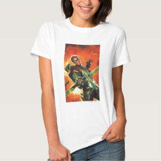 The New 52 - The Green Arrow #1 T-shirts