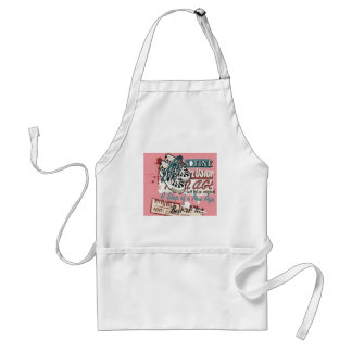 The New Age design Adult Apron