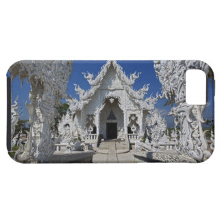The new all white temple of Wat Rong Khun in iPhone 5 Cases