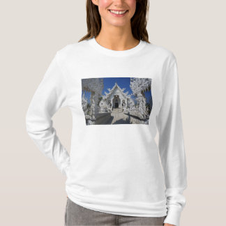 The new all white temple of Wat Rong Khun in T-Shirt