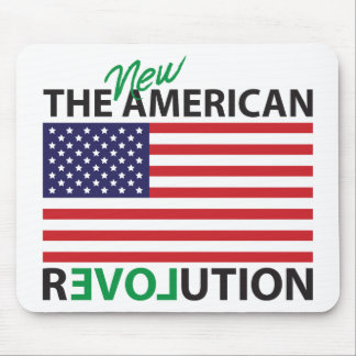 The New American Revolution Mouse Pad