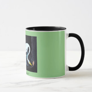 """THE NEW ARRIVAL"" 11 oz.FAIRY COFFEE MUG"