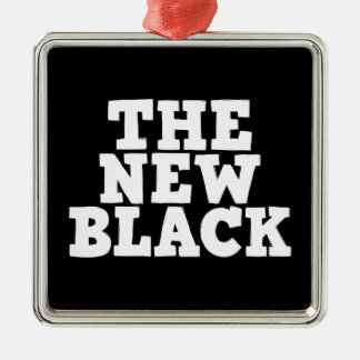 The New Black ornament