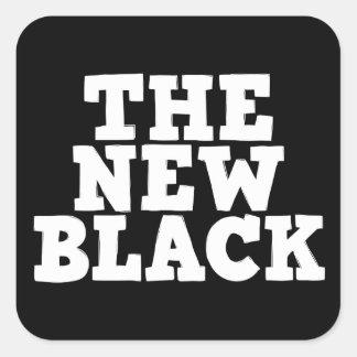 The New Black sticker