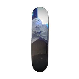 The new boss skateboard deck