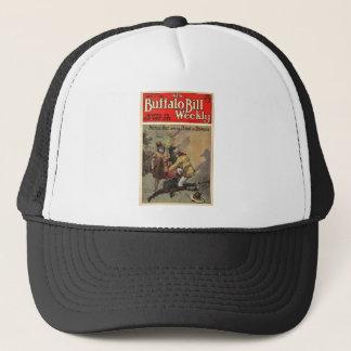 The New Buffalo Bill Weekly No. 204 1916 Trucker Hat