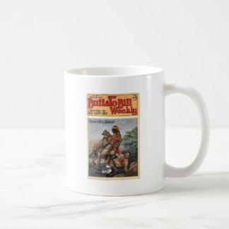 The New Buffalo Bill Weekly No. 210 1916 Coffee Mug