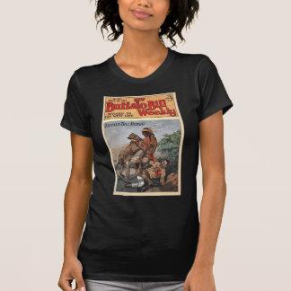 The New Buffalo Bill Weekly No. 210 1916 Tee Shirt