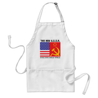 The New Cold War! Adult Apron