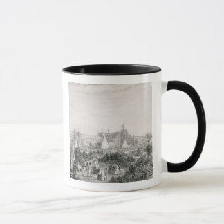 The New Crystal Palace at Sydenham, engraved by La Mug